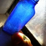 blue-bottle-and-tomato-289297-m