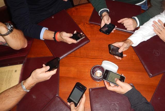 Fenomen telefonów dotykowych